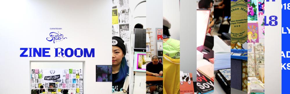 Junk Asia: Singapore Art Book Fair -