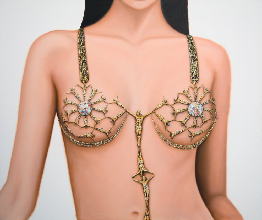 Matus Lanyi, Bikini VI IHS series, 2016, Oil On Canvas copy.JPG