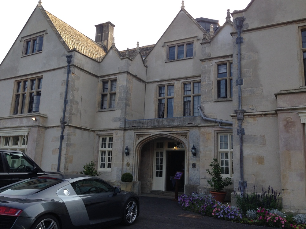 The Greenway Hotel & Spa, nr Cheltenham.