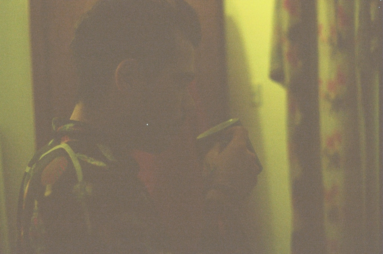 Kristos in my room | November 2011, 35mm Praktica