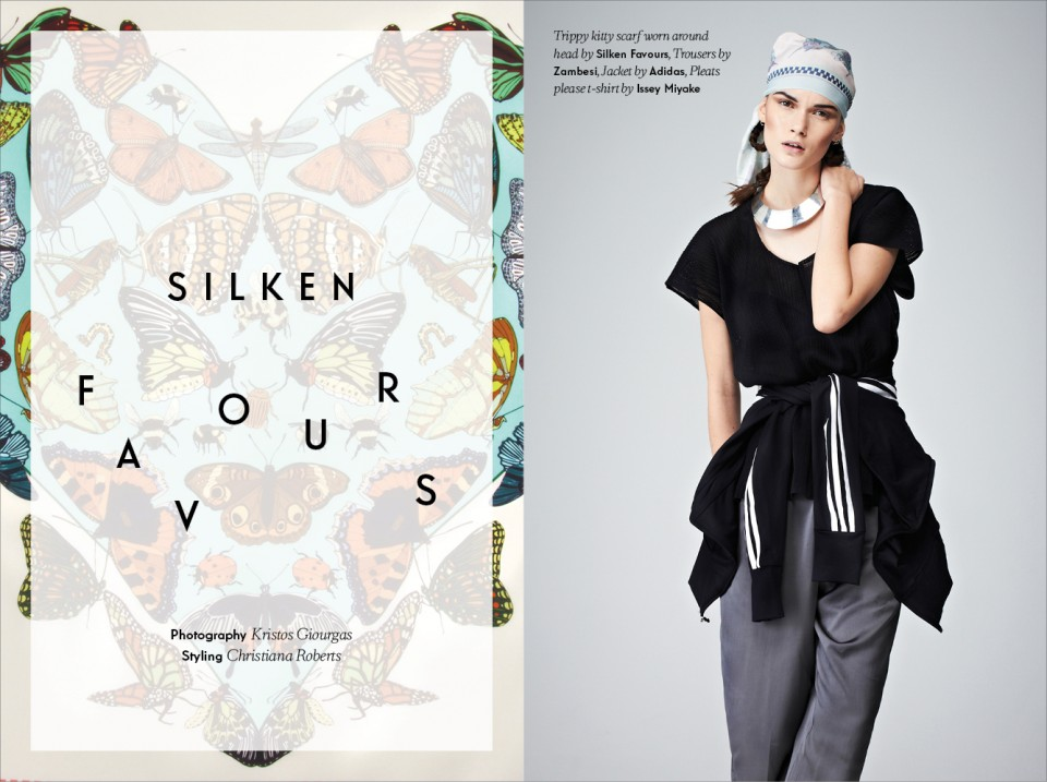 Silken Favours | USED Magazine