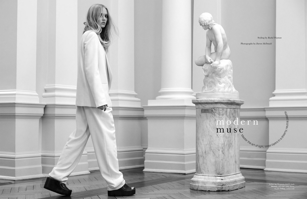 Modern Muse | ELLE Magazine