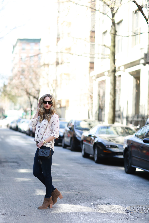 paige denim blouse