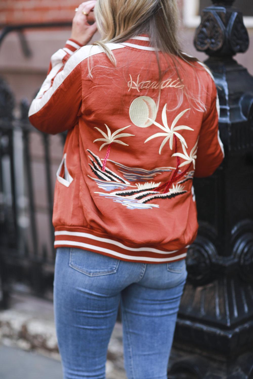 capulet hawaii bomber jacket