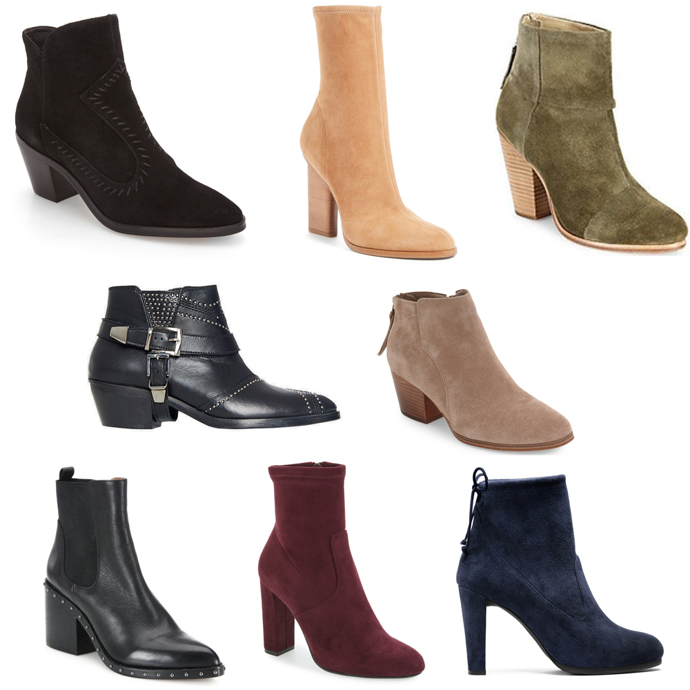 d4c2f0eebc1 Must Have Boots For Fall — City Luxe Style