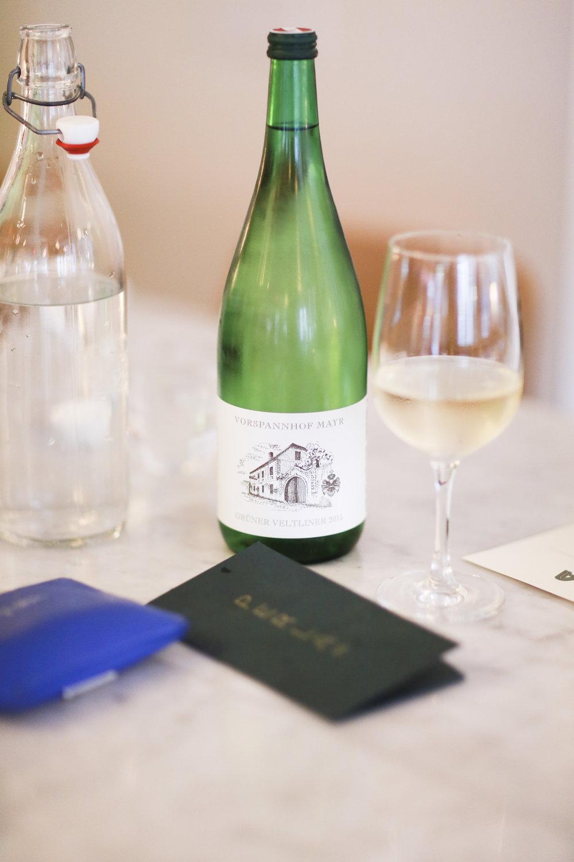 vorspannhof mayr wine