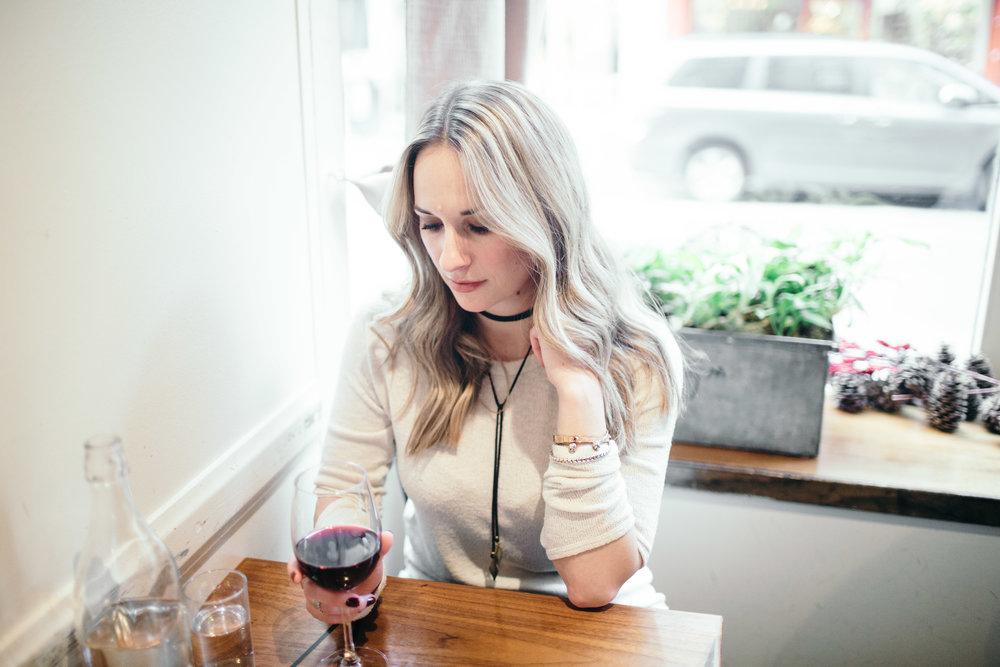 pino Noir wine