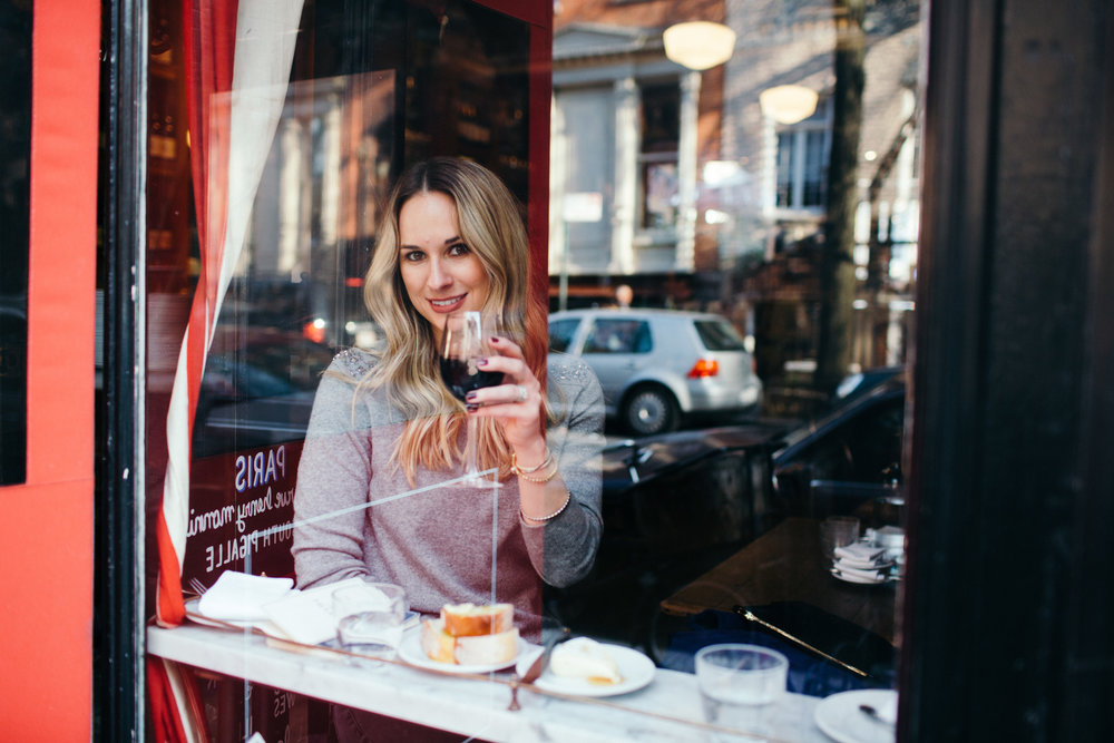 wine and style at buvette