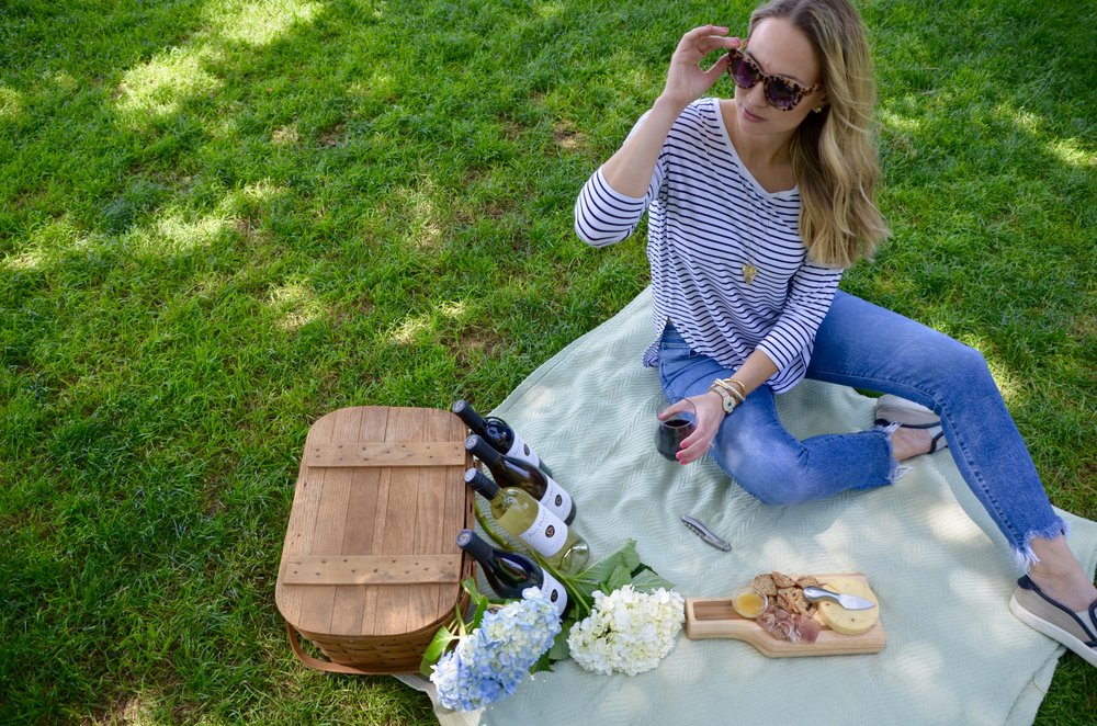 wine & cheese picnic with paul dolan