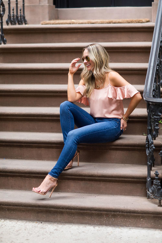 stuart weitzman rose gold nudist sandals