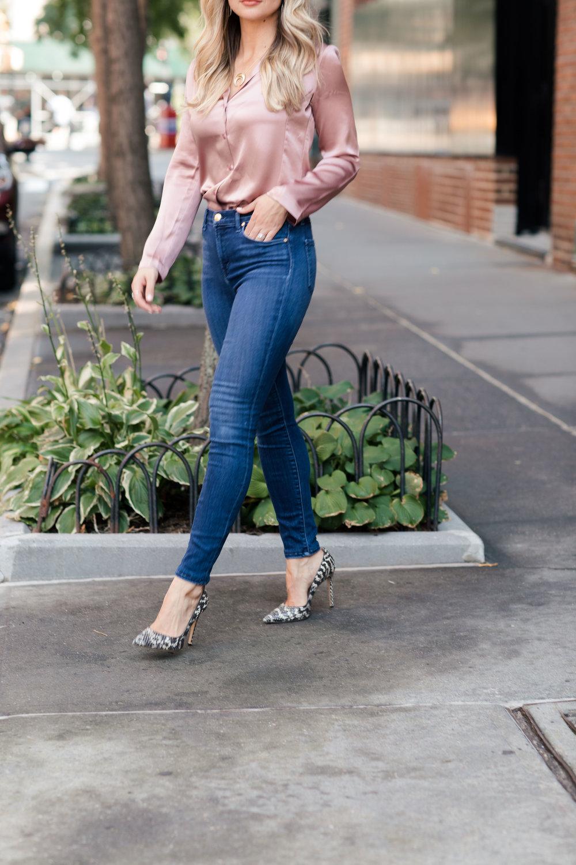 pajama blouse