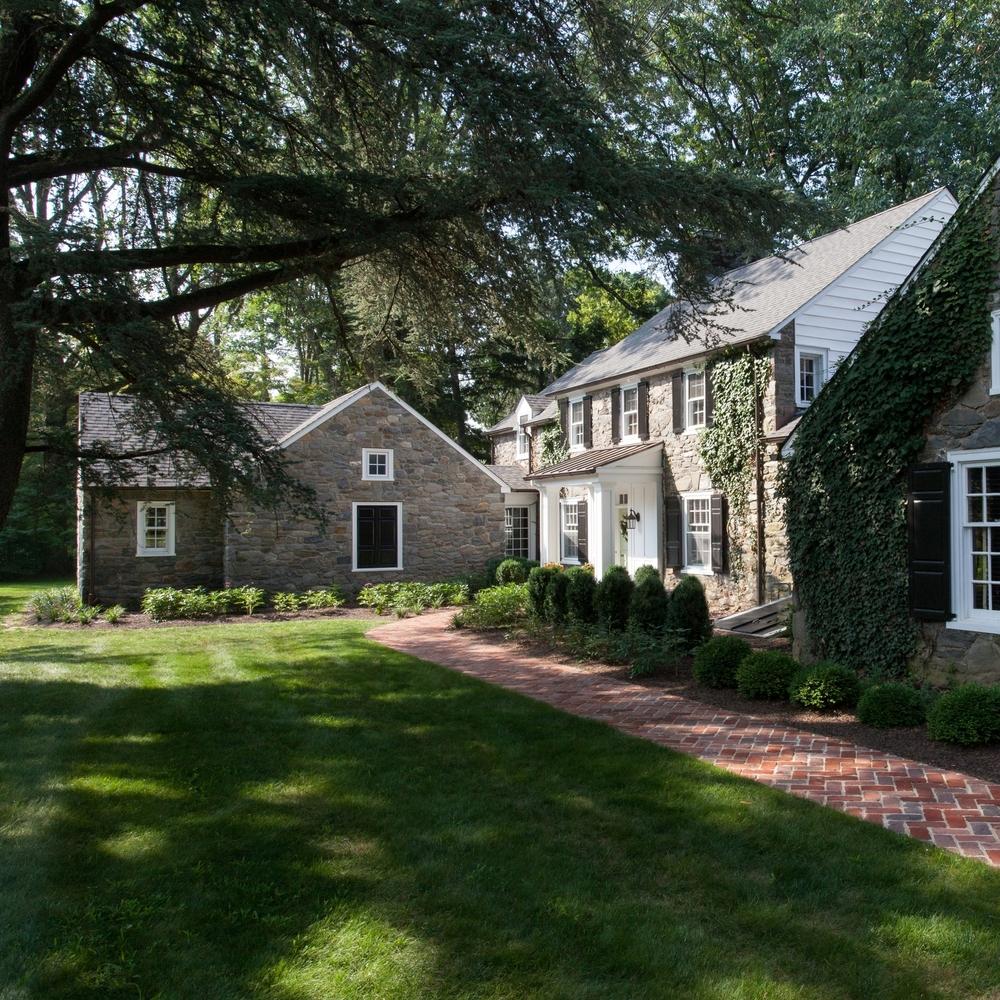 Bryn Mawr Farmhouse Residence