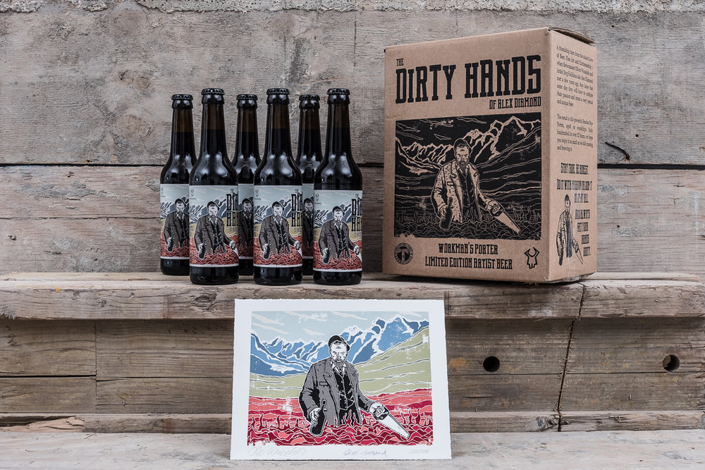 Order the limited edition beer box online by clicking on this image.