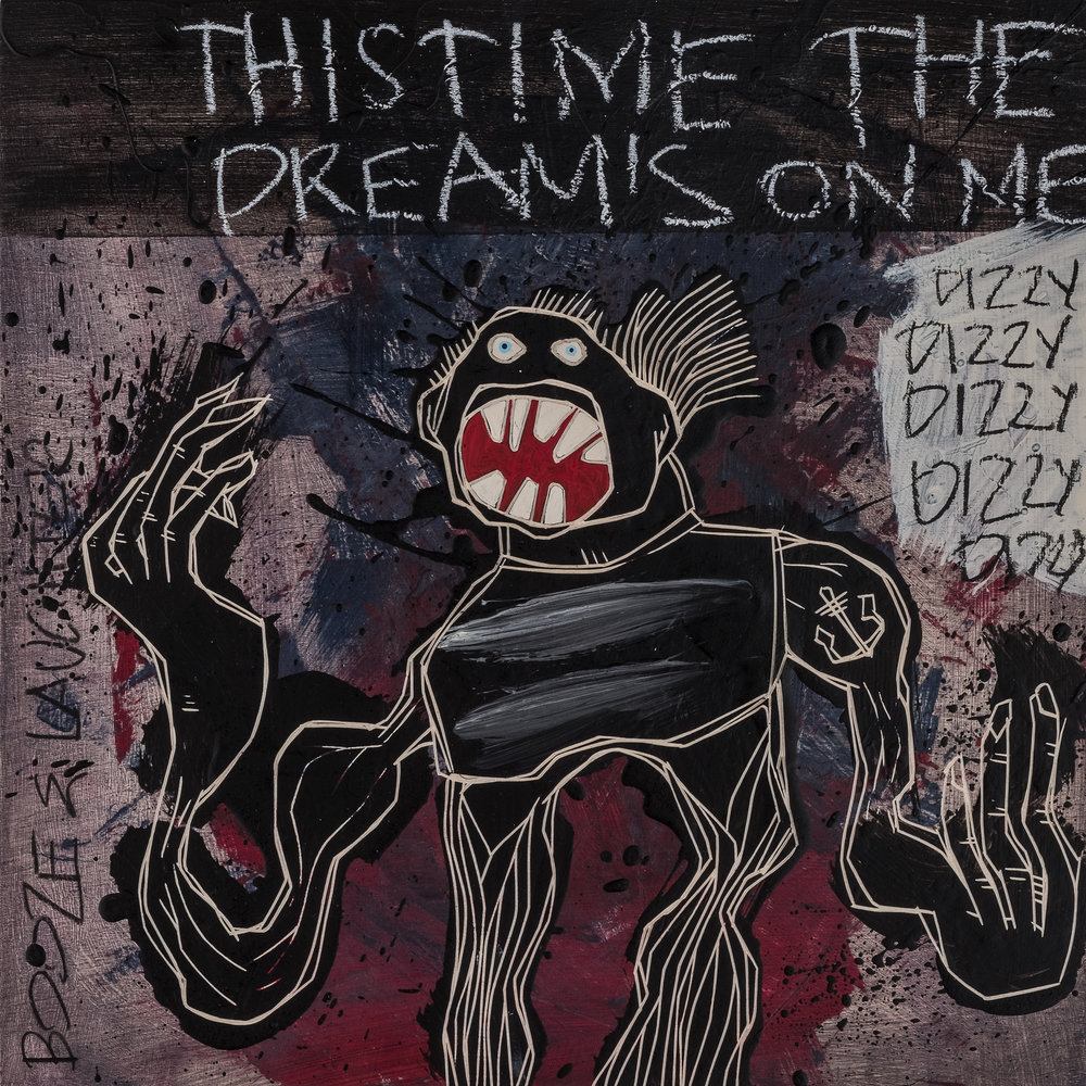 This Time The Dream's On Me / The Freedom Paintings #13 (2018)