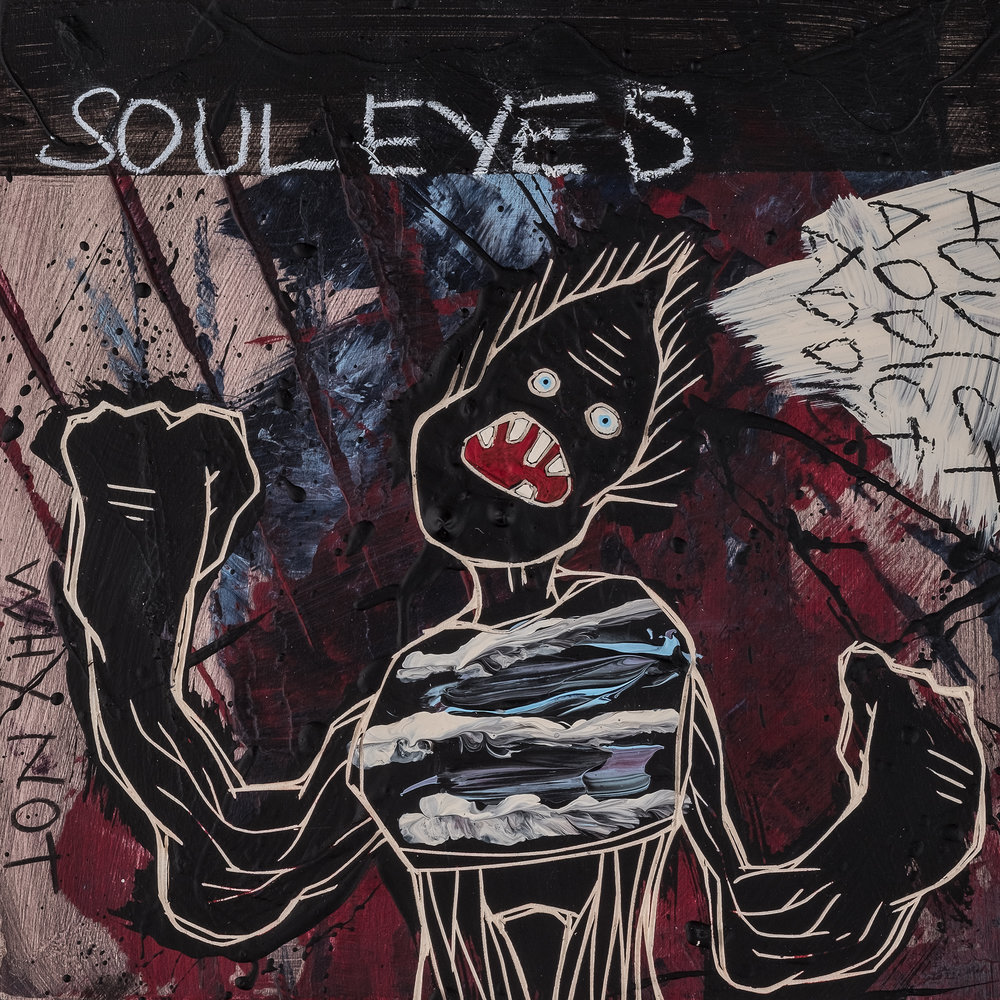 Soul Eyes / The Freedom Paintings #15 (2018)