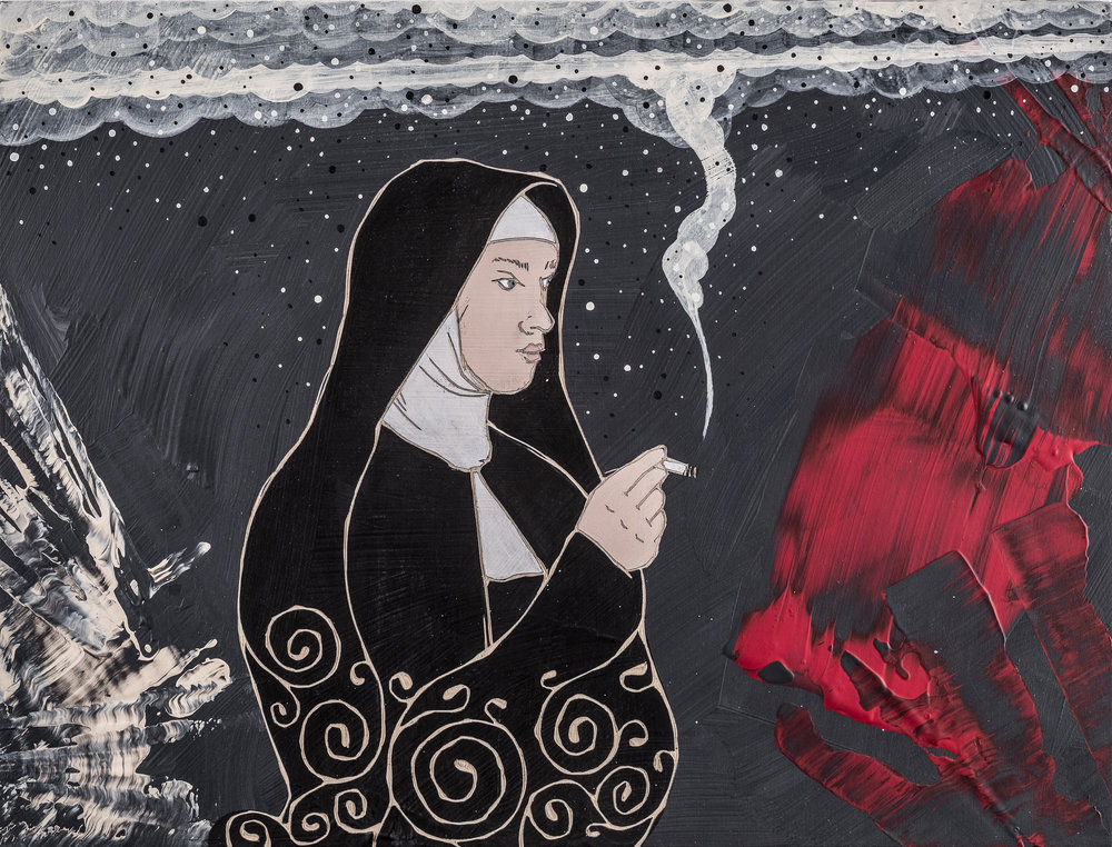 Smoking Nun (2018)