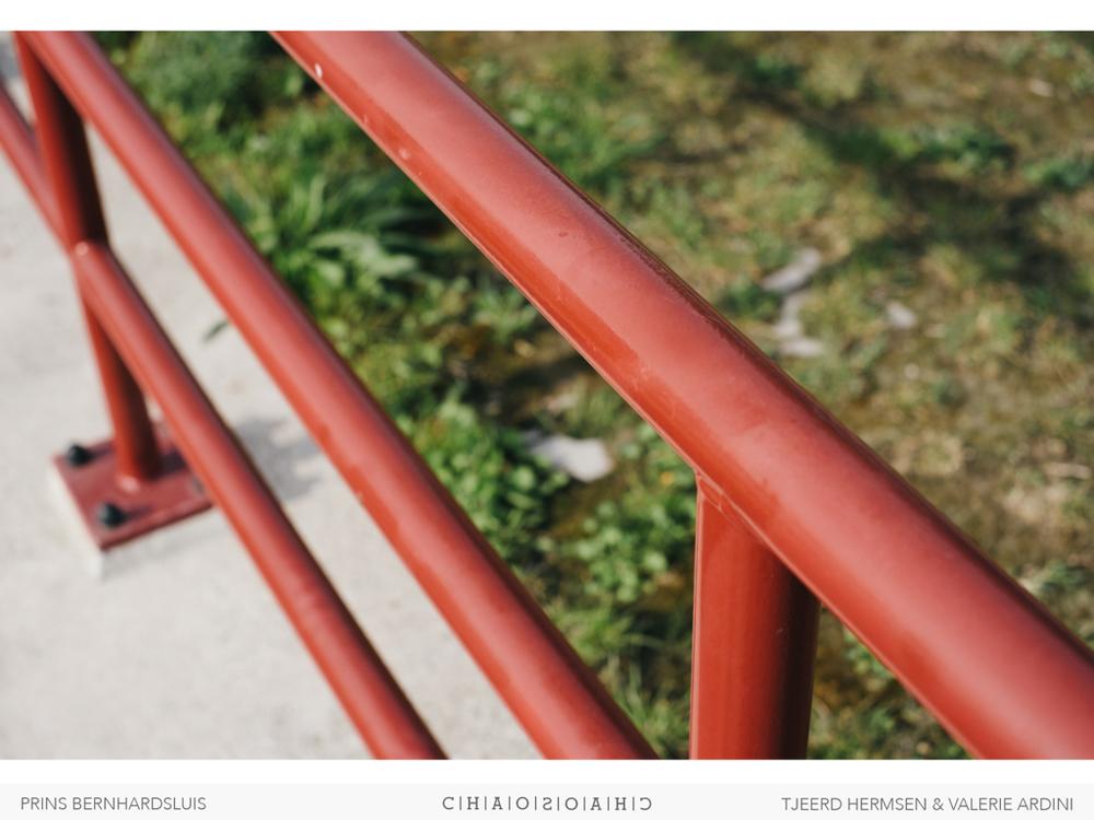 Hekjes in het gebied zijn allemaal anders. Rood, roodbruin, metaal, groen, prikkeldraad, etc.