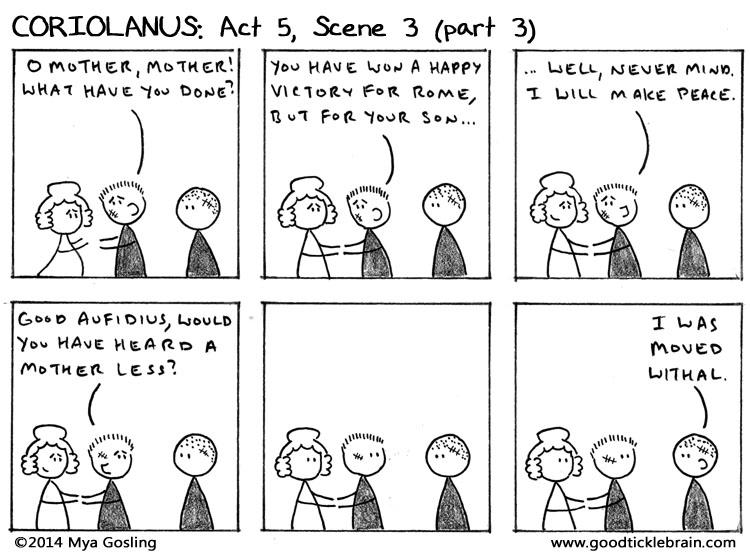 coriolanus meaning