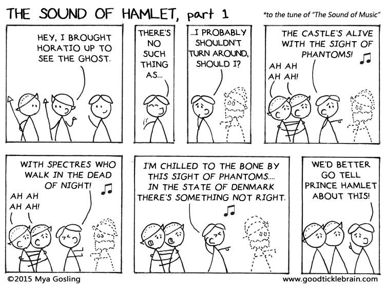 hamlet comic