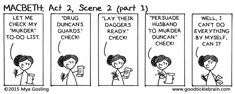 Macbeth essay summary until act 4 scene 1