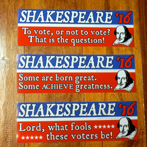 Campaign Stickers Make Your Own Create Your Own Campaign Gear Custom  Campaign Pinterest