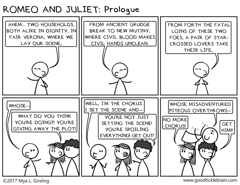 modern version of romeo and juliet prologue