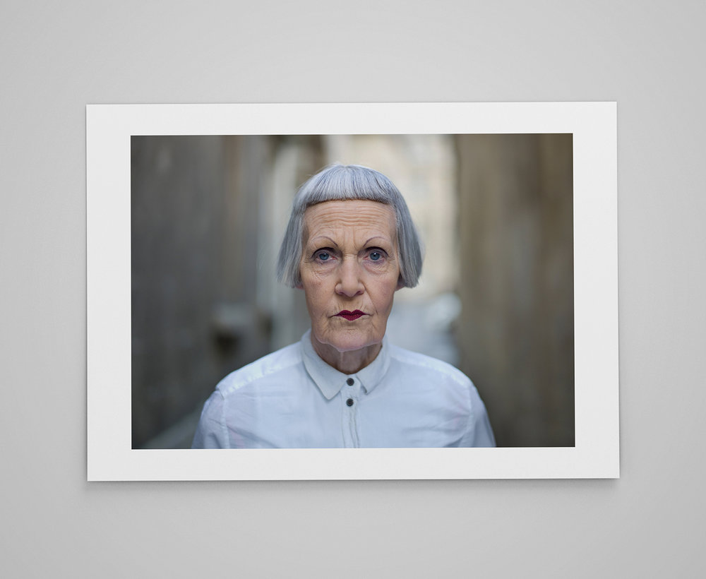 Jean   Limited edition print 1/50 C-type semi-matt print on Fujifilm archival paper Signed on reverse 50x70cm - £150.00