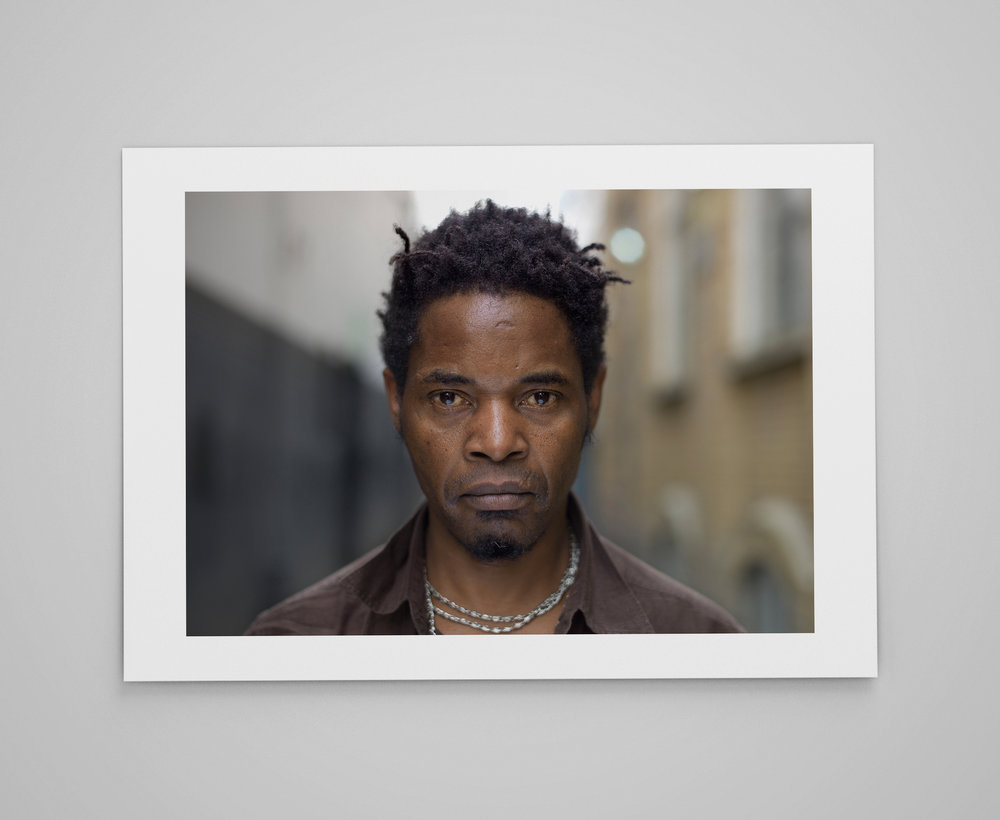 Stephen  Limited edition print 1/50 C-type semi-matt print on Fujifilm archival paper Signed on reverse 50x70cm - £150.00