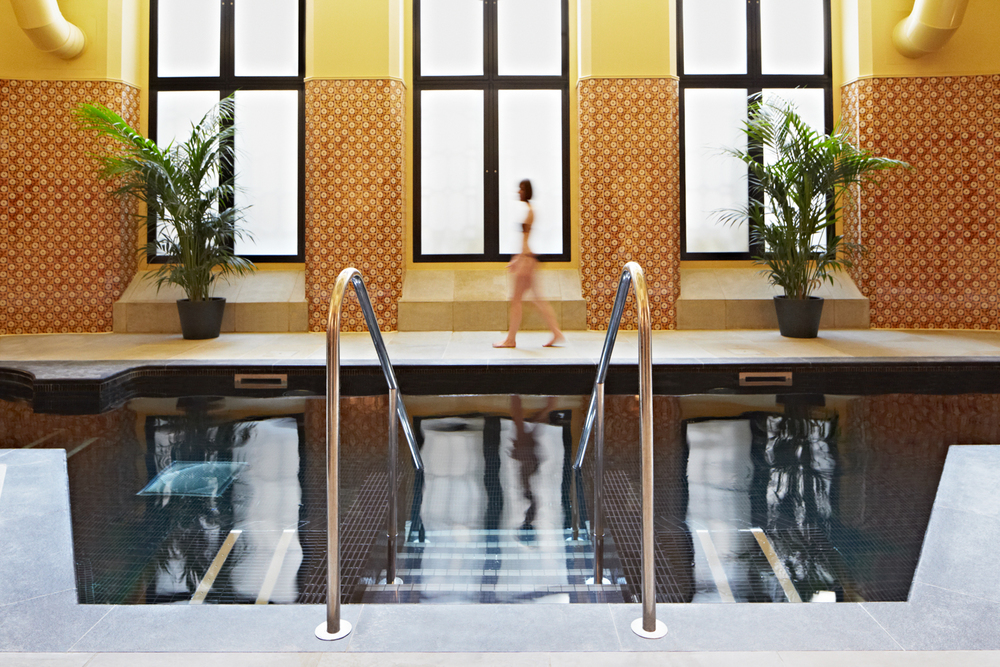 St Pancras Hotel Spa  London, UK