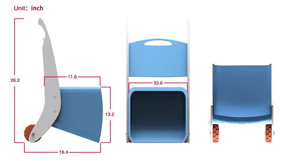 儿童椅尺寸图+3视图.jpg