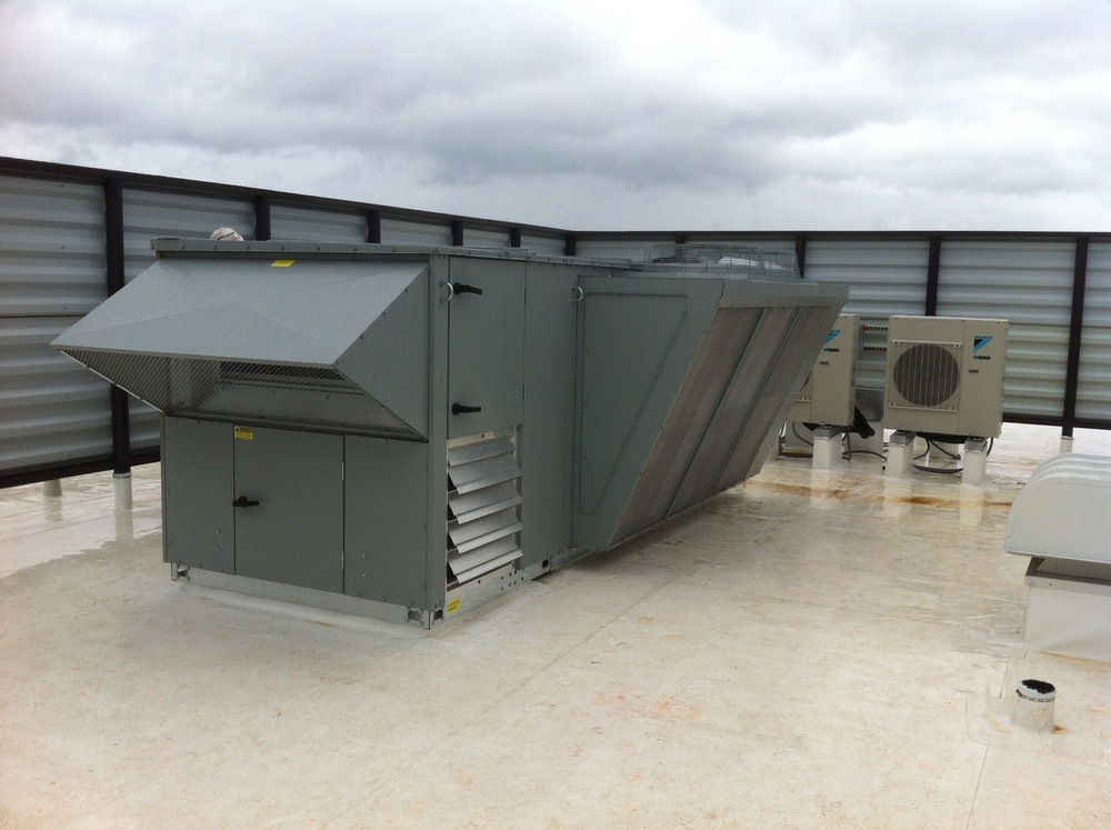 Powersouth Energy Cooperative - Rooftop Units Andalusia, AL