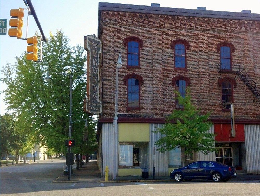 Webber Building