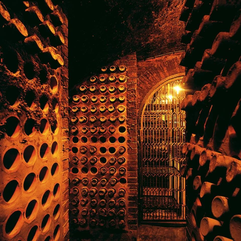Amazing winecellar