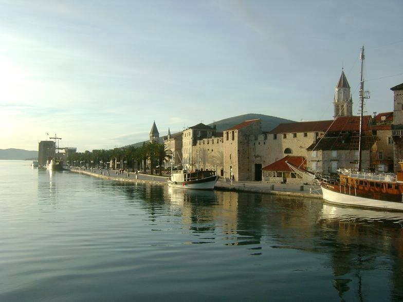 Trogir, a unique ''protected by UNESCO'' village
