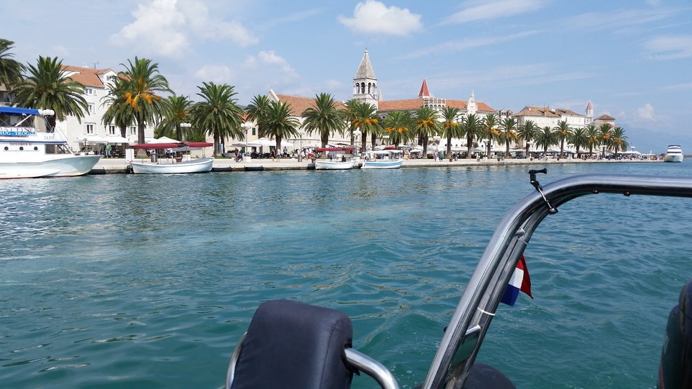 Beautifull riva, Trogir