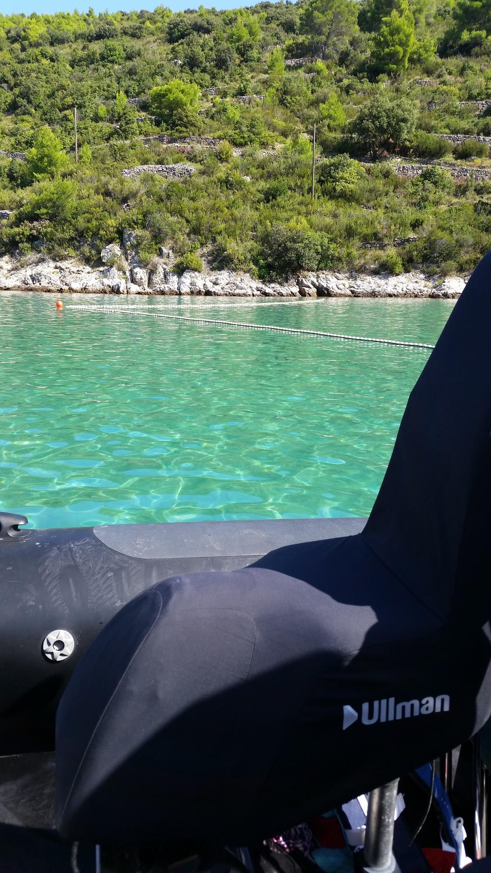 Stoncica bay, Vis island