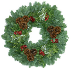 Forest Elegance Wreath