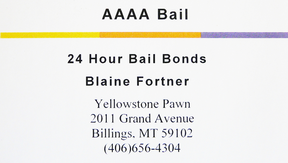 Bail Bonds  -  Click Here