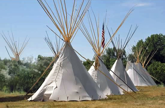 Tipis  -  Click Here