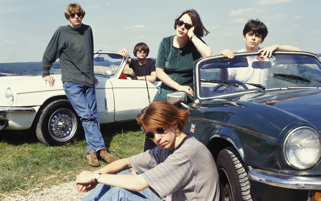Meeting Slowdive
