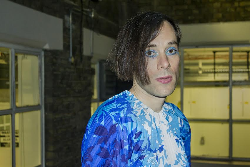 Backstage With Of Montreal