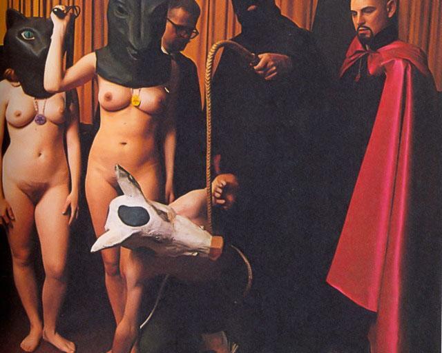 LaVeyan Satanic ritual