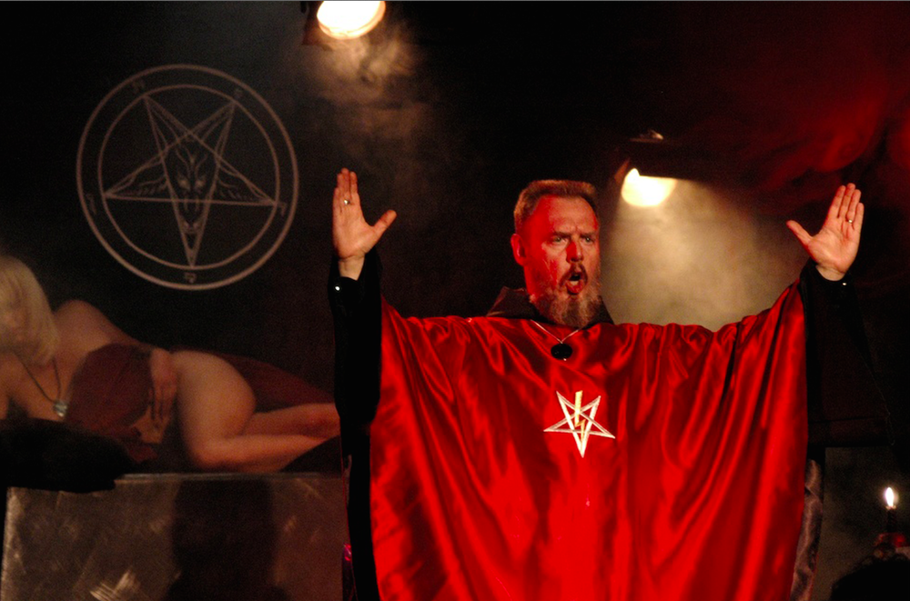 Meeting The Church Of Satan