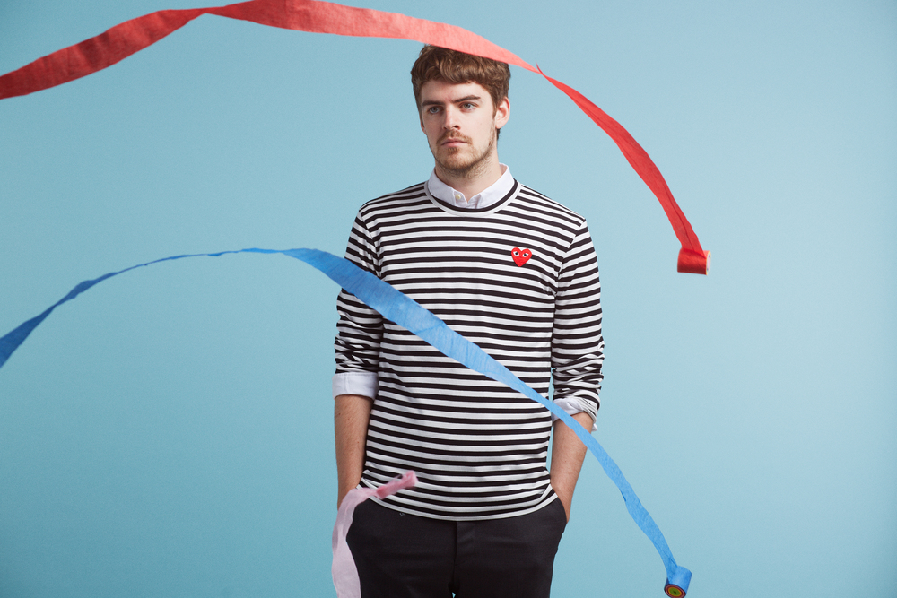 Meeting Ryan Hemsworth
