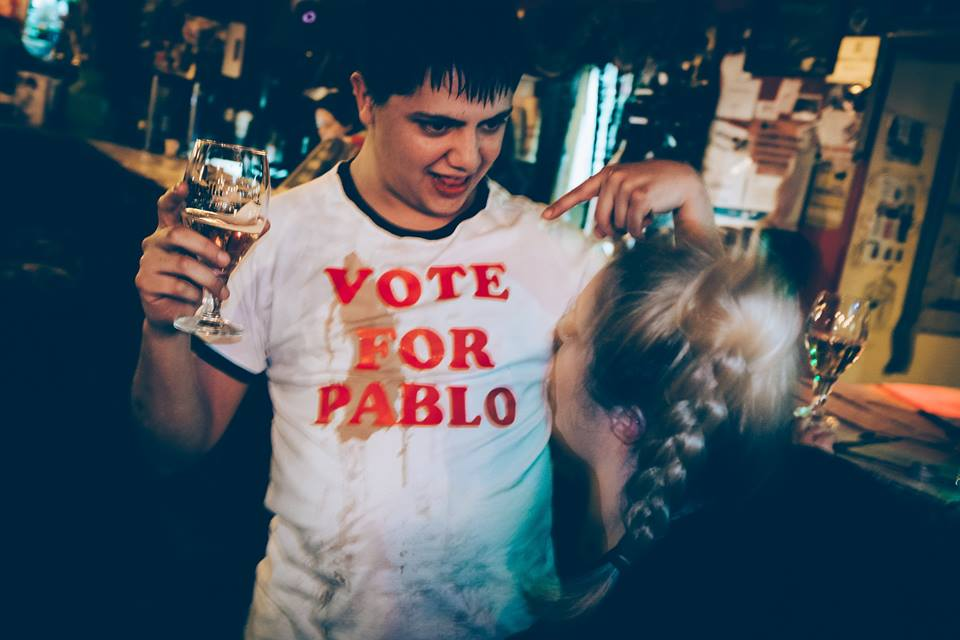 vote for pablo