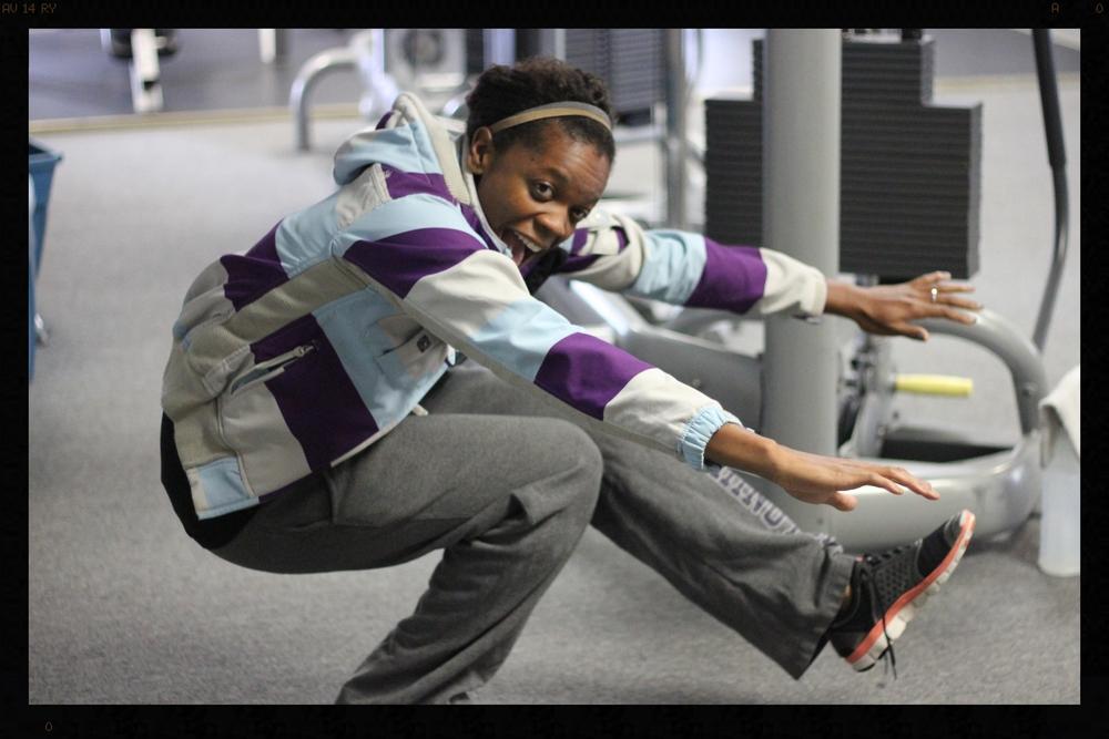 Rainier Health & Fitness staff