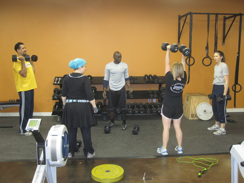 RHF Group Training