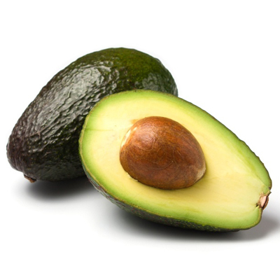 Avocado: Monounsaturated Fatty Acids.