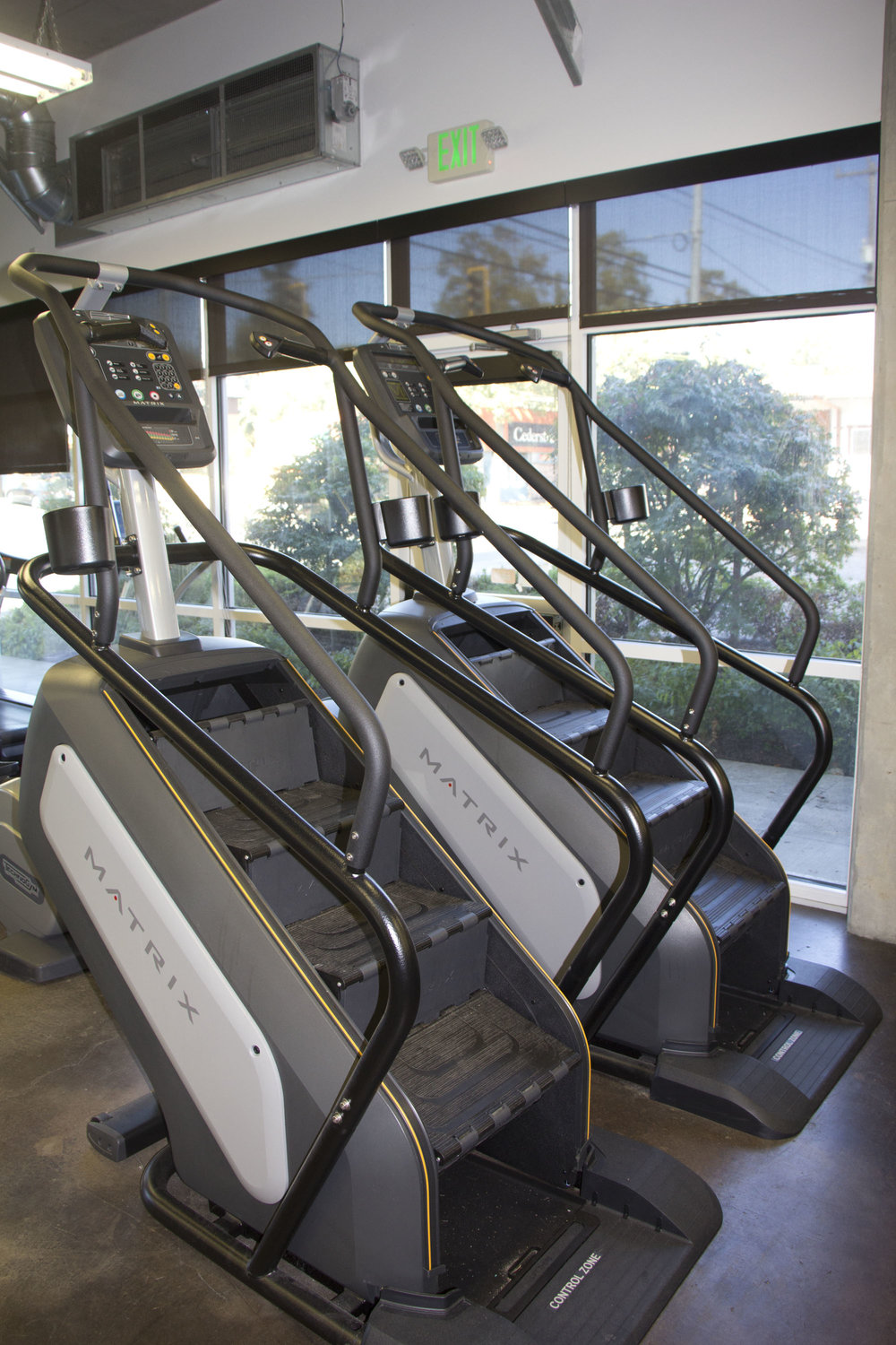 Step Up on Stair Steppers - Whether you're training to hike in the Cascades or pushing your body to new heights of fitness, our stair stepper machines will help you get there!