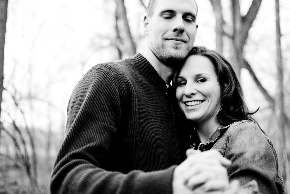 Tiffany & Garth's Engagement